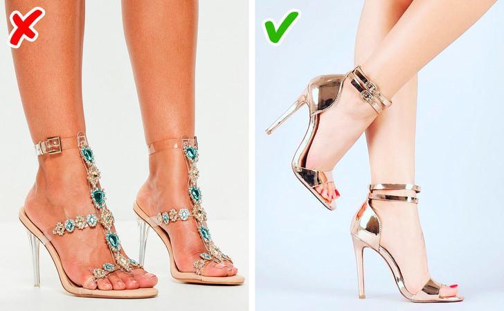 9 sai lầm khiến đôi giày của bạn trông rẻ tiền-1
