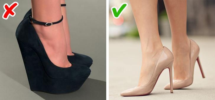 9 sai lầm khiến đôi giày của bạn trông rẻ tiền-2