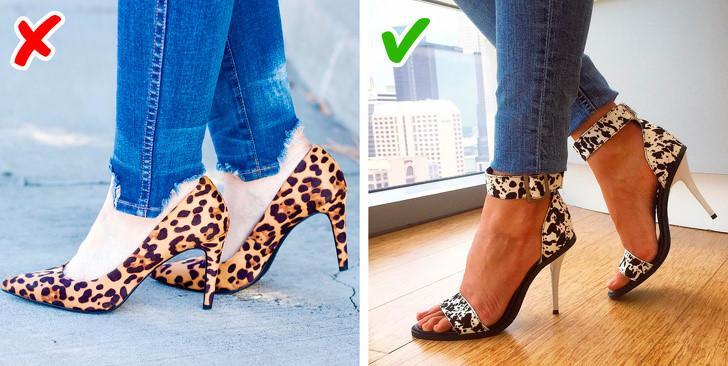 9 sai lầm khiến đôi giày của bạn trông rẻ tiền-6