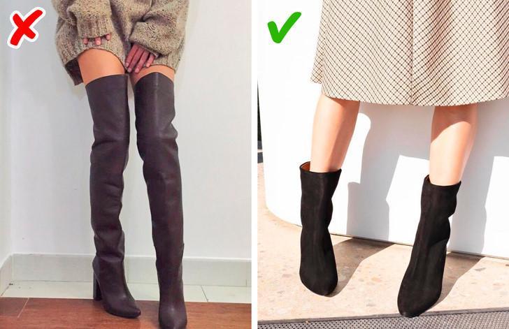 9 sai lầm khiến đôi giày của bạn trông rẻ tiền-8
