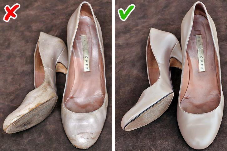 9 sai lầm khiến đôi giày của bạn trông rẻ tiền-9