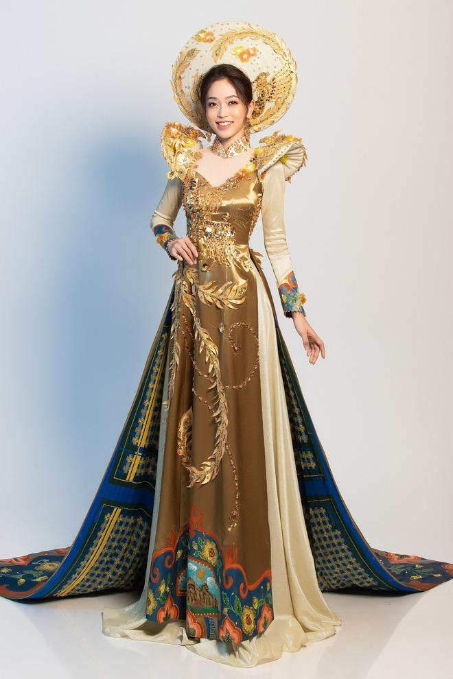 Mỹ nhân Việt trình diễn quốc phục tại Miss Grand International: Chưa ai đủ xuất sắc để vượt mặt người đẹp thi chui-11