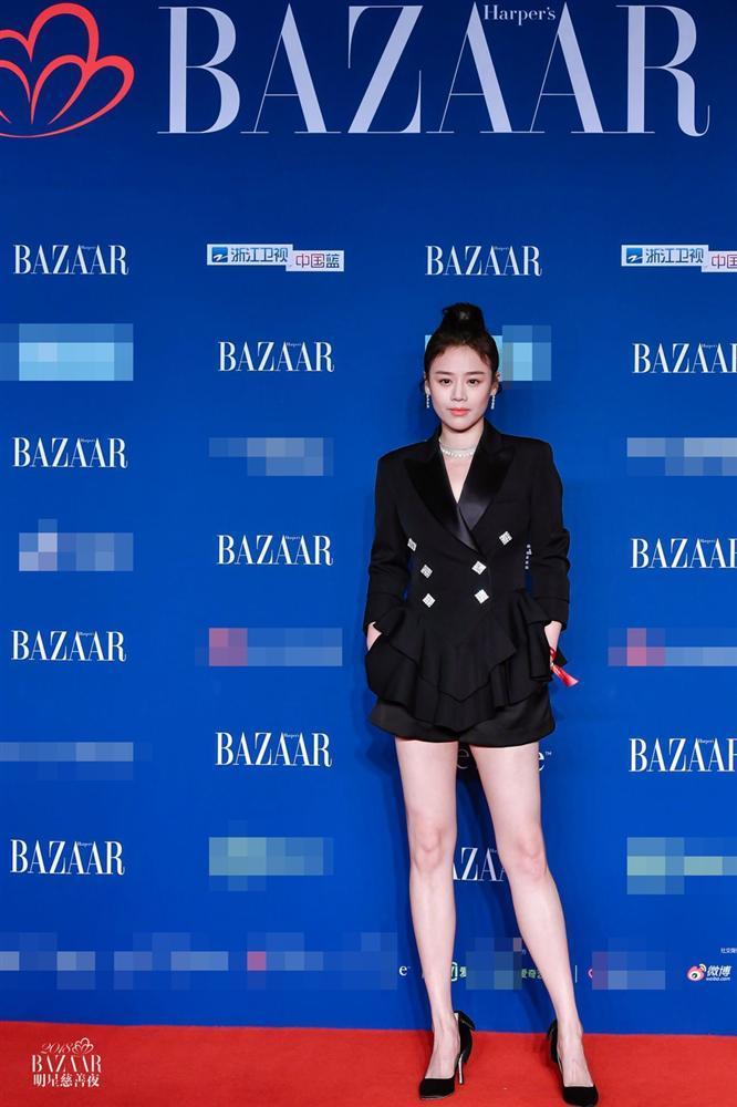 Thảm đỏ Bazaar: Dương Mịch chặt đẹp hội chị em, Hoàng hậu Đổng Khiết không kém phần quý phái-7