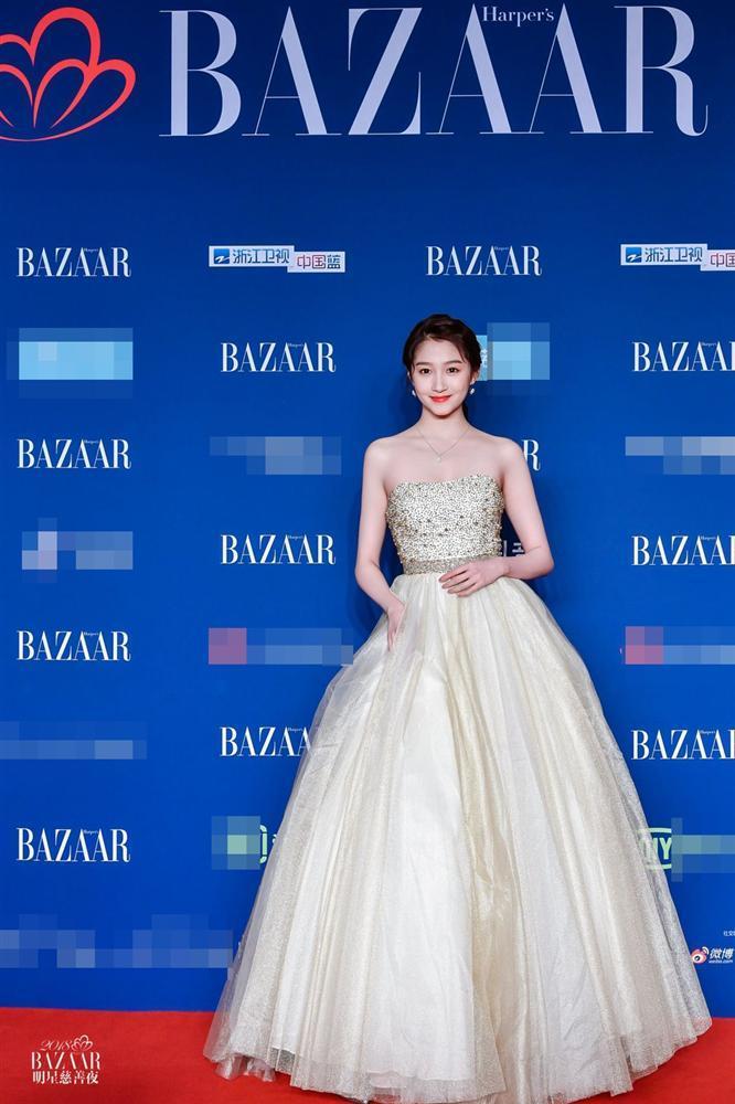 Thảm đỏ Bazaar: Dương Mịch chặt đẹp hội chị em, Hoàng hậu Đổng Khiết không kém phần quý phái-9