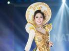 Bùi Phương Nga tỏa sáng với màn trình diễn quốc phục 'Ngũ Phụng Tề Phi' tại Miss Grand International 2018