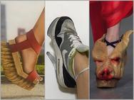 Những mẫu giày cao gót kỳ cục mà ngay cả mùa Halloween cũng không ai muốn dùng