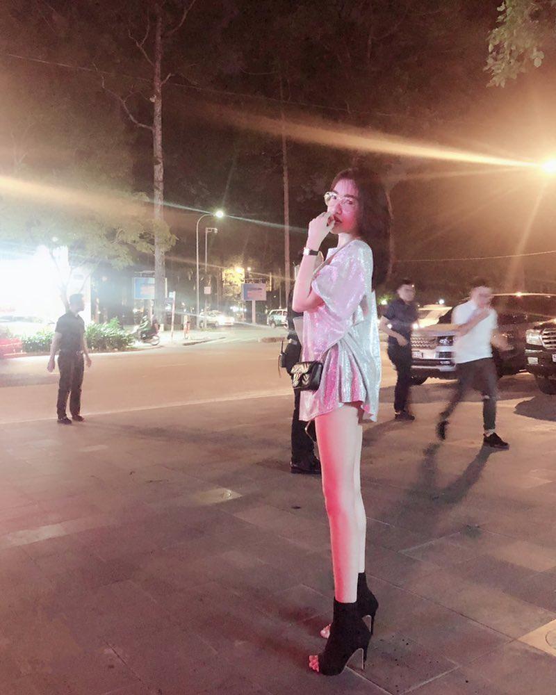 Người đẹp Mai Phương Thúy chúc mừng sinh nhật Hoa hậu Đỗ Mỹ Linh-8