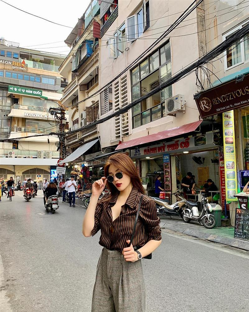 Người đẹp Mai Phương Thúy chúc mừng sinh nhật Hoa hậu Đỗ Mỹ Linh-9