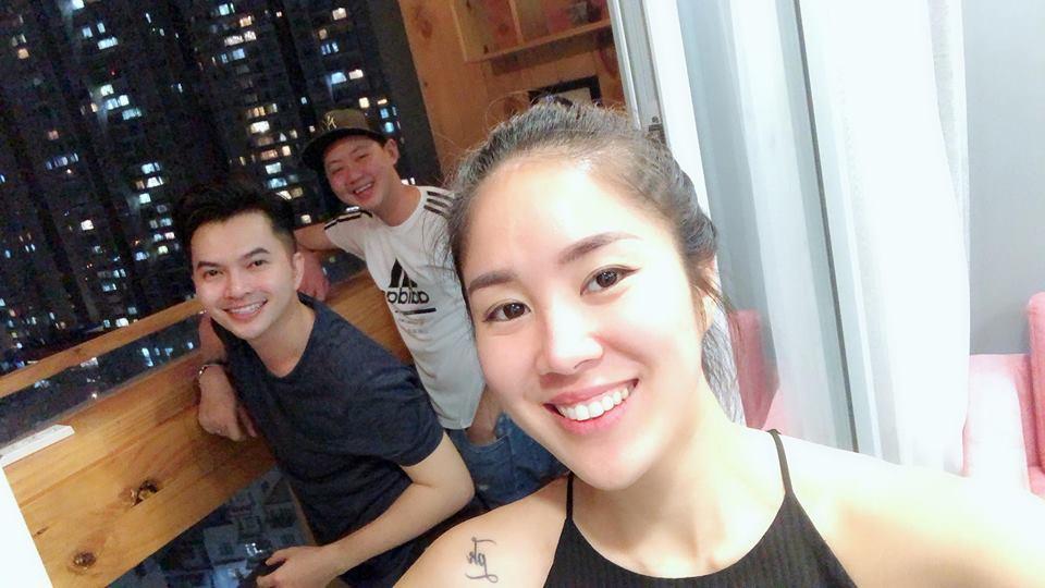 Người đẹp Mai Phương Thúy chúc mừng sinh nhật Hoa hậu Đỗ Mỹ Linh-10