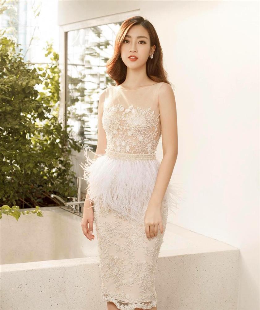 Người đẹp Mai Phương Thúy chúc mừng sinh nhật Hoa hậu Đỗ Mỹ Linh-1