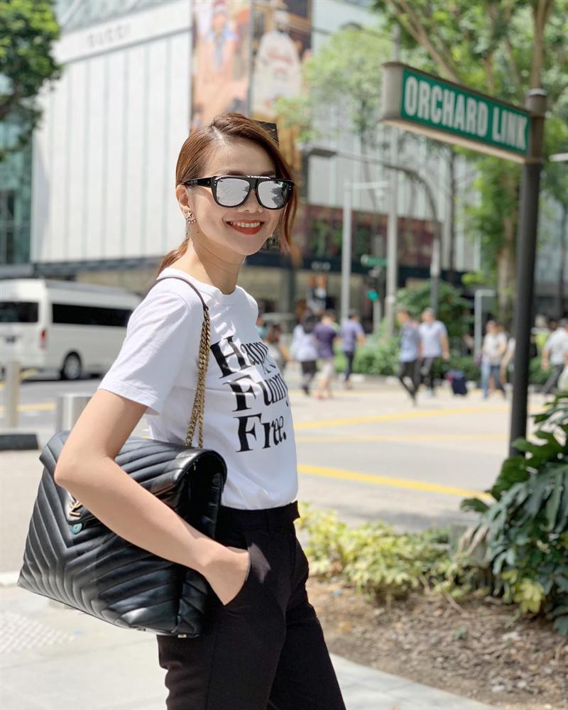 Người đẹp Mai Phương Thúy chúc mừng sinh nhật Hoa hậu Đỗ Mỹ Linh-3