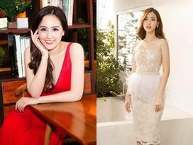 Người đẹp Mai Phương Thúy chúc mừng sinh nhật Hoa hậu Đỗ Mỹ Linh