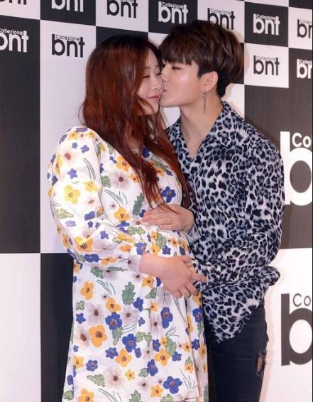 Ngoài 40 tuổi, Hoa hậu Hàn Quốc mang thai với ông xã kém 18 tuổi-1