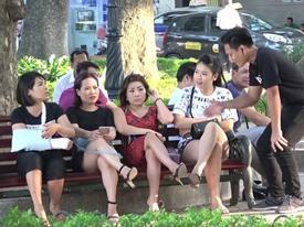 Nhóm bạn trẻ bị 'ném đá' khi quay video vu oan người lạ ăn cắp