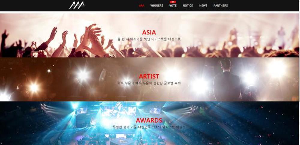 Nhóm nhạc BTS - Yoona (SNSD) cùng Sehun (EXO) thắng giải Asia Artist Awards 2018-8