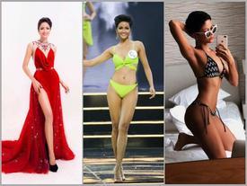 Hoa hậu người Ê Đê gia nhập đội ngũ người đẹp có vòng 3 gần 1m