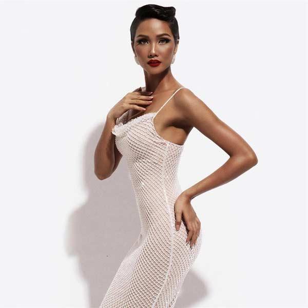 Hoa hậu người Ê Đê gia nhập đội ngũ người đẹp có vòng 3 gần 1m-5