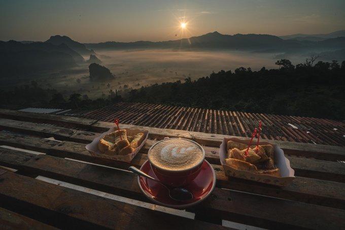 Quán cà phê bồng bềnh trong mây-5