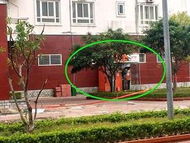 Sơ tán 1.000 người dân, gỡ 10 thỏi nghi chất nổ ở cây ATM sát chung cư