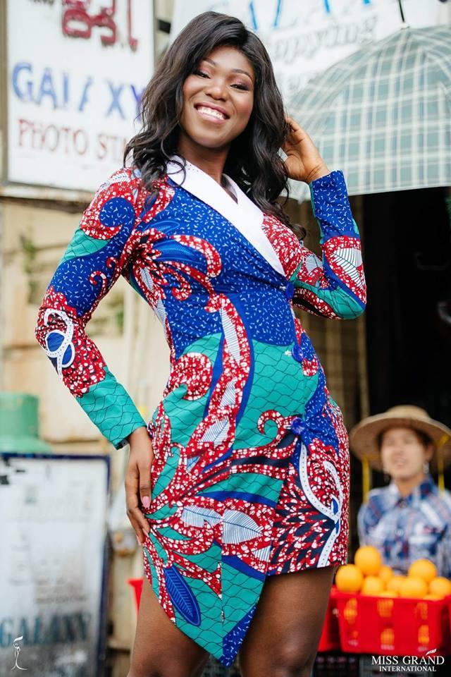Xứng danh cường quốc bình chọn, khán giả Việt giúp ảnh chân dung Bùi Phương Nga thắng ngoạn mục tại Miss Grand 2018-9