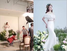 Không quan trọng chụp ảnh cưới ở đâu, chỉ cần thợ photoshop có tâm là đủ!