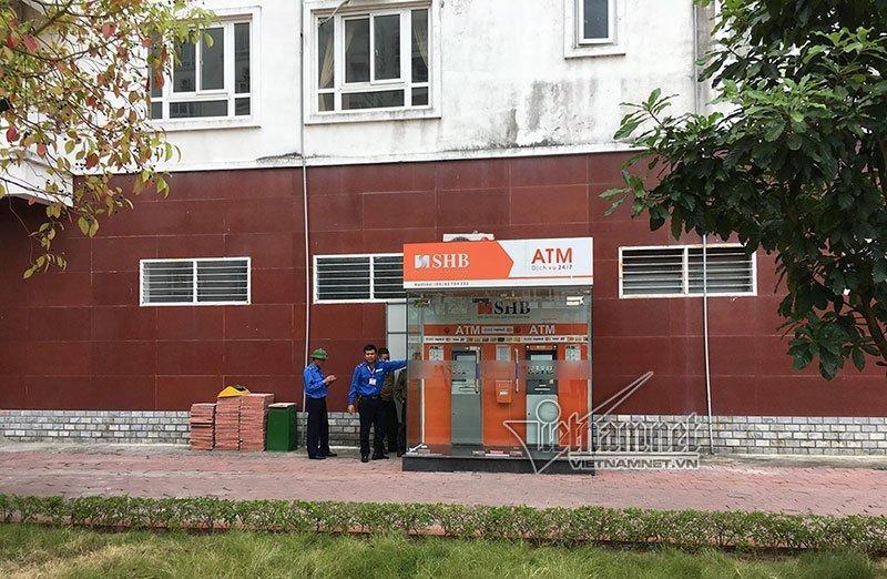 Quảng Ninh thông tin vụ ATM cạnh chung cư bị gài mìn-2