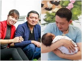 Ly hôn rồi lại tái hợp, danh hài Chiến Thắng hết lòng chăm sóc vợ ba kém 15 tuổi và con trai mới sinh
