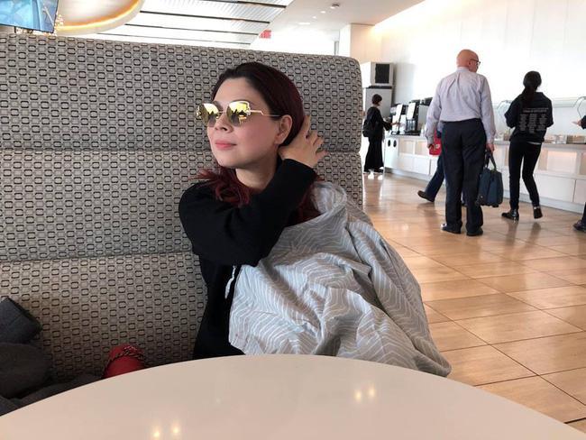 Dù con gái còn nhỏ, Thanh Thảo vẫn chịu chi mua vé hạng thương gia, đổi ba khách sạn tại Paris khi đi du lịch-4