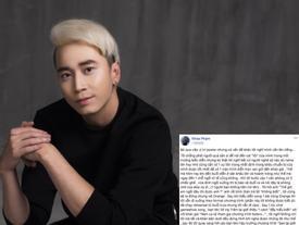 Karik bức xúc vì bị giới thiệu 'ca sĩ tham gia cuộc thi bolero'