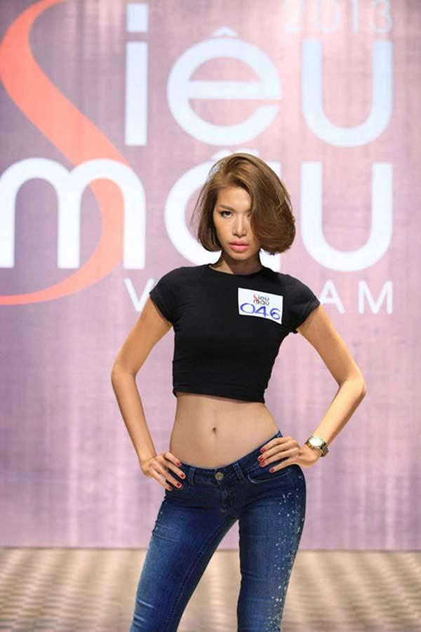 1001 lý do vòng 1 trồi sụt, lên xuống thất thường của các người đẹp Việt-2
