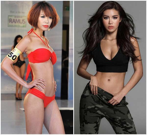 1001 lý do vòng 1 trồi sụt, lên xuống thất thường của các người đẹp Việt-5