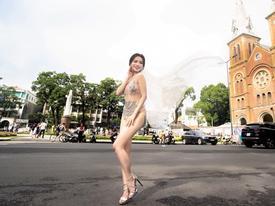 Sau nhiều ngày im lặng, Sĩ Thanh lên tiếng về vụ chụp ảnh cưới phản cảm ở Sài Gòn