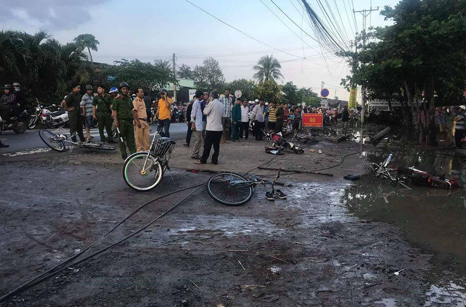 Điện lực lên tiếng vụ dây điện đứt khiến 2 học sinh tử vong-2