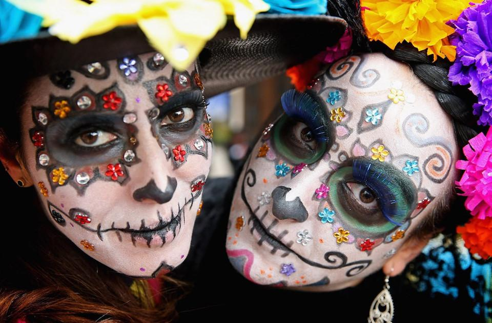 Lễ hội ma quái ở các nước trên thế giới khác nhau thế nào?-2