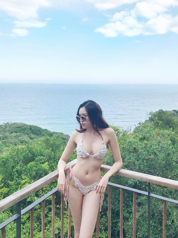 Không phải người mẫu nhưng dàn MC - BTV truyền hình khi diện bikini cũng đốt mắt người xem ra gì đấy chứ!-6