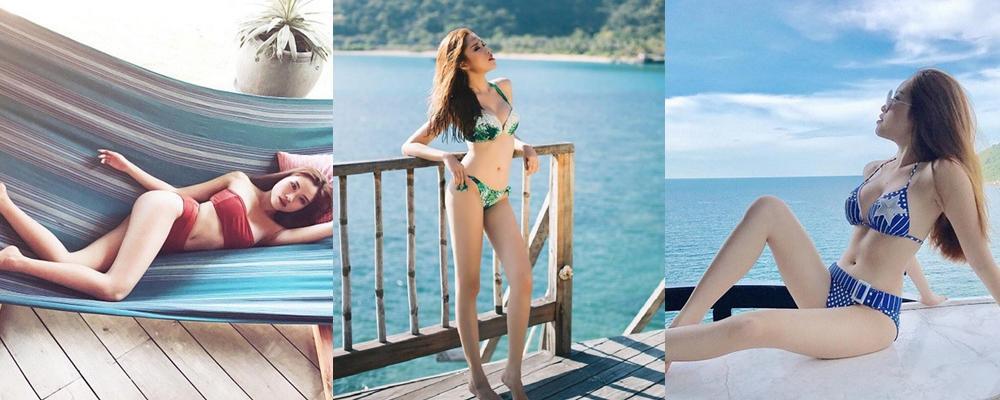 Không phải người mẫu nhưng dàn MC - BTV truyền hình khi diện bikini cũng đốt mắt người xem ra gì đấy chứ!-8