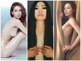 Đăng ảnh bán nude sexy, Phương Thanh 45 tuổi gia nhập đường đua khoe thân cùng dàn mỹ nhân trẻ