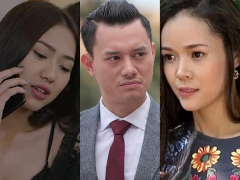 Bạn có nhớ những vai diễn 'kẻ thứ ba' đáng ghét trên phim truyền hình Việt?