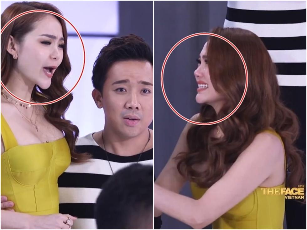 1.001 khoảnh khắc cằm Minh Hằng muốn 'xuyên thủng vạn vật' tại The Face 2018