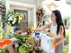 Kim Chi, Phước Sang và nhiều nghệ sĩ tới viếng mộ Lê Công Tuấn Anh