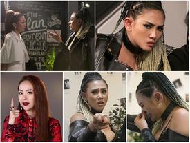 Chê Minh Hằng rồi đập bàn đáp trả Thanh Hằng, một mình Võ Hoàng Yến 'cân' toàn bộ drama The Face 2018