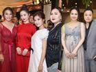 Đinh Ngọc Diệp 'vác' bụng bầu - Jun Vũ kín đáo hội ngộ nhóm Ngựa hoang tại sự kiện ra mắt phim 'Người bất tử'
