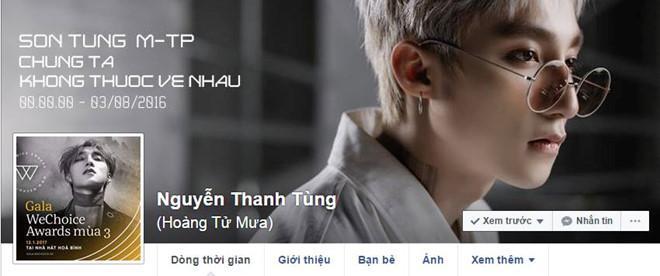 Sơn Tùng M-TP bị Facebook vô hiệu hóa trang cá nhân?-1