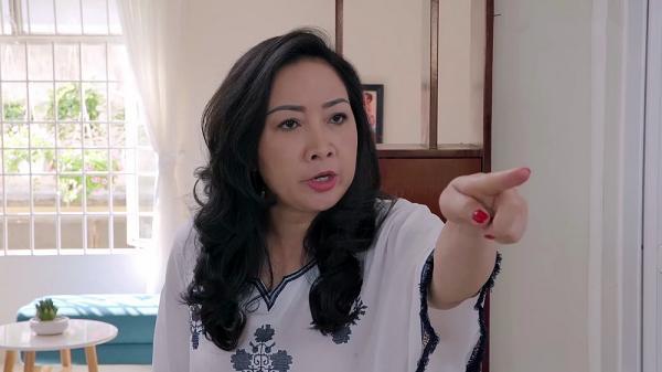Gạo nếp gạo tẻ tập 70: Ghen với tình mới của Lê Phương, chồng cũ bị nhận hình phạt cấm thăm con-3