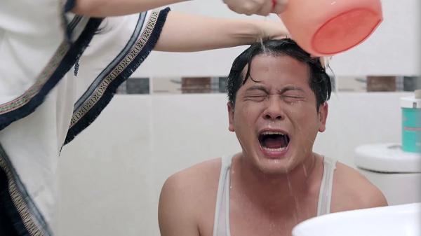 Gạo nếp gạo tẻ tập 70: Ghen với tình mới của Lê Phương, chồng cũ bị nhận hình phạt cấm thăm con-5