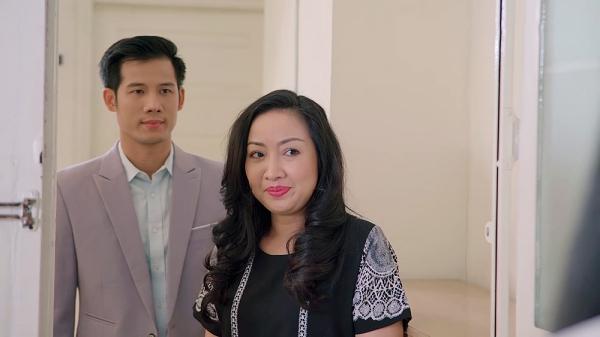 Gạo nếp gạo tẻ tập 70: Ghen với tình mới của Lê Phương, chồng cũ bị nhận hình phạt cấm thăm con-9