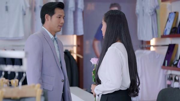 Gạo nếp gạo tẻ tập 70: Ghen với tình mới của Lê Phương, chồng cũ bị nhận hình phạt cấm thăm con-11