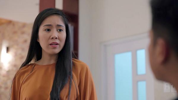 Gạo nếp gạo tẻ tập 70: Ghen với tình mới của Lê Phương, chồng cũ bị nhận hình phạt cấm thăm con-7