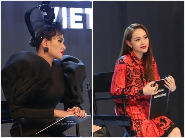 Chê Minh Hằng rồi đập bàn đáp trả Thanh Hằng, một mình Võ Hoàng Yến cân toàn bộ drama The Face 2018-2