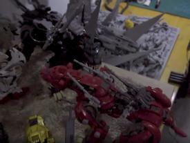 Chi hàng trăm triệu chơi mô hình robot ở Sài Gòn